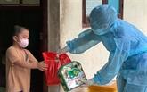 Lancement d'un programme d'appui aux enfants rendus orphelins en raison du COVID-19