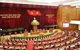 Ouverture du 4e plénum du CC du Parti du XIIIe mandat
