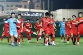 Éliminatoires du Mondial 2022 : Vietnam - Chine va se jouer à huis clos