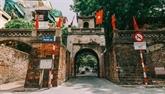 La porte Quan Chuong, témoigne historique de Hanoï