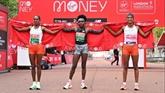 Marathon de Londres : Jepkosgei brise le rêve de Kosgei