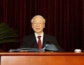 Le 4eplénum souligne la construction du Parti et du système politique