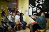 Depuis le 4 octobre, les élèves de primaire tombent le masque dans 47 départements