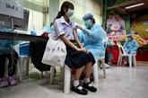 La Thaïlande commence à vacciner les enfants à partir de 12 ans