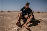 Marathon des Sables : le coureur aux pieds nus et sa super glue pour les plaies