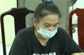 Une femme arrêtée pour atteintes aux intérêts de l'État par abus de ses droits