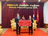 Hanoï soutient Luang Prabang dans la lutte contre le COVID-19