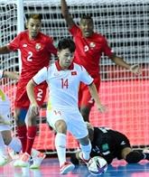 Coupe du monde de futsal 2021: le but de Nguyên Van Hiêu honoré par la FIFA