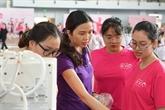 Souhaiter un avenir en rose pour les femmes atteintes du cancer du sein