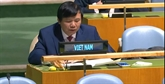 ONU : le Vietnam appelle la communauté internationale à renforcer son soutien au Congo