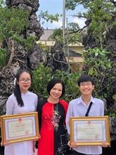 Madame Dang Thi Thu et son désir de faire rayonner l'amour pour le français