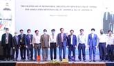 Ouverture de la 21e réunion des hauts officiels de l'ASEAN sur les minéraux