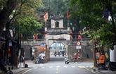 Le Vieux quartier de Hanoï vise à être reconnu par l'UNESCO