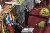 Le Premier ministre Pham Minh Chinh félicite son homologue éthiopien Abiy Ahmed