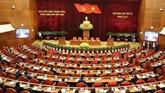 Le Comité central du Parti clôt son 4eplénum à Hanoï