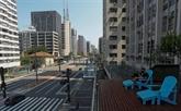 Brésil : à Sao Paulo, coworking à la plage et en terrasse
