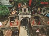 La porte Quan Chuong, dernier vestige d'un patrimoine ancestral