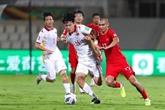 Coupe du monde de la FIFA : Vietnam - Chine 2-3