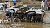 Au moins un mort dans des inondations dans le Sud du Yémen