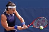 Tennis : la Française Caroline Garcia passe difficilement le premier tour à Indian Wells