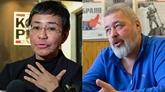 Le Nobel de la paix à deux journalistes, la Philippine Maria Ressa et le Russe Dimitri Mouratov