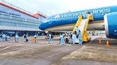 La reprise du transport aérien intérieur est en cours