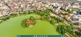 Archives : exposition virtuelle sur le lac de l'Épée restituée à Hanoï