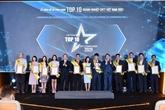 TIC : les meilleures entreprises vietnamiennes en 2021 honorées
