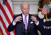 Des républicains proposent à Biden un plan de sauvetage économique au rabais