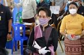Myanmar : la conseillère d'État et le président du pays détenus par l'armée