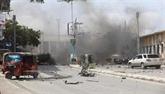 Au moins trois morts dans une attaque des shebab contre un hôtel à Mogadiscio