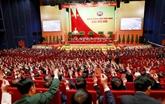 Le XIIIe Congrès national du Parti couronné de succès