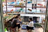 Une maison pour les amoureux de la nature à Hô Chi Minh-Ville
