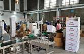 Les ZI de Hô Chi Minh-Ville visent 550 millions de dollars d'investissement