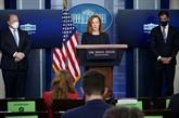 Démission d'un porte-parole de Biden qui avait menacé une journaliste