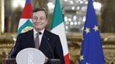 Mario Draghi a prêté serment pour diriger l'Italie