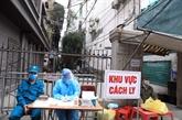 Quarante nouveaux cas détectés à Hanoï et Hai Duong