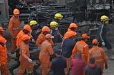Des corps retirés d'un tunnel, le bilan grimpe à 43 morts et 161 disparus