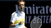 Open d'Australie : Medvedev en quarts pour la première fois