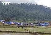 Comment les villageois évacués à cause des crues accueillent-ils le Têt ?