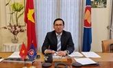 Le Vietnam prend son poste de secrétaire général adjoint de l'ASEAN