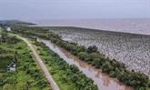 Mobiliser des ressources pour le nouveau projet de planification du delta du Mékong