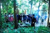 Le culte dédié au génie de la forêt, trait culturel original des Hmông