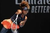 Open d'Australie : Osaka première demi-finaliste en écartant Hsieh avec autorité