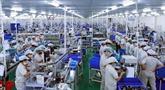 Les exportations industrielles dépendent toujours du secteur des IDE
