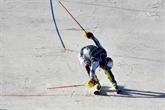 Mondiaux de ski alpin : Pinturault battu d'un souffle par Schwarz dans le combiné