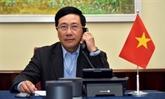 Les missions de la diplomatie vietnamienne en 2021
