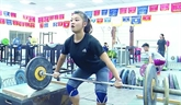 Không My Phuong, une jeune haltérophile passionnée