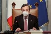 Italie : en pleine pandémie, Draghi dévoile son programme au Parlement