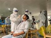COVID-19 : Hanoï recherche rapidement les cas contacts des infectés